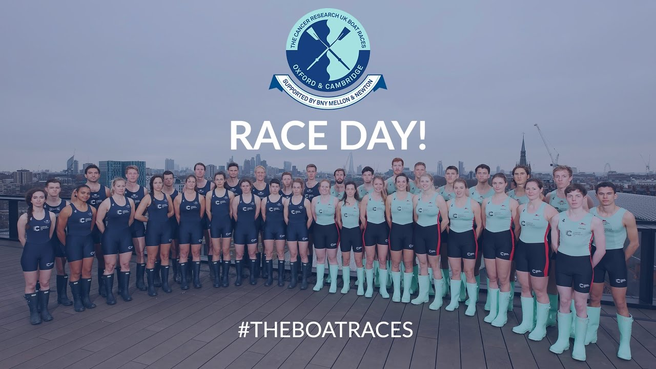Boat Race viewing party